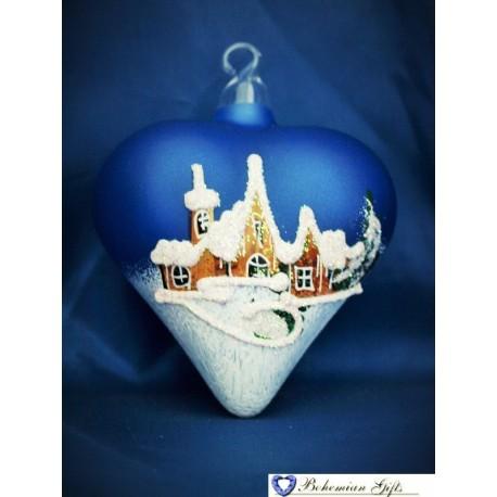 Srdce- modré