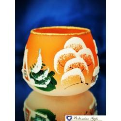 Kalíšek- oranžová