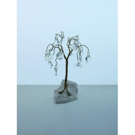 Strom s ověsy- krystal