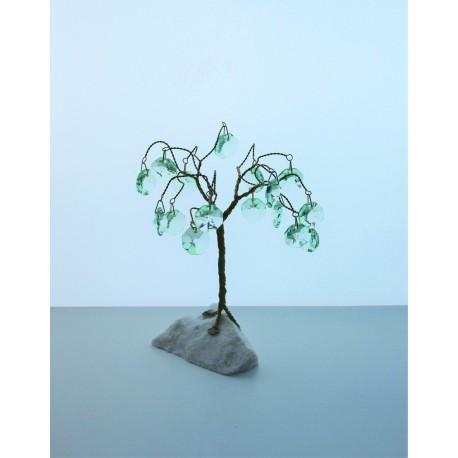 Strom s ověsy- zelená
