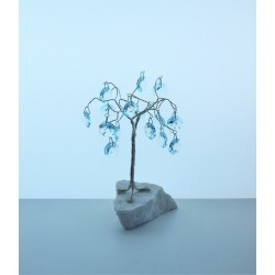 Strom s ověsy- aqua