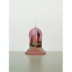 Zvonek- růžová