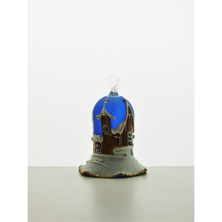 Zvonek- modrá