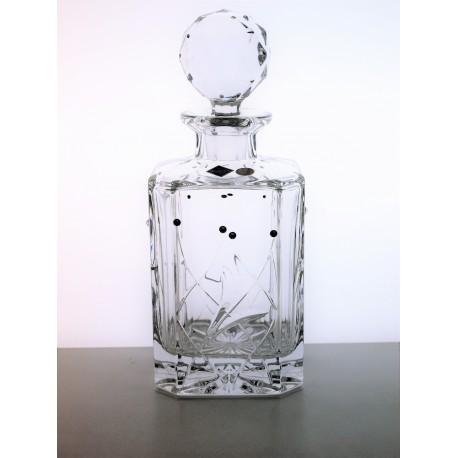 Karafa whisky Fiona brus- Swarovski crystals