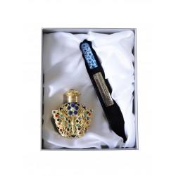 Dárková sada- pilník+ flakon (lahvička na parfém)