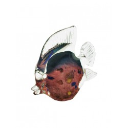 Glass figurine- blown Fish small