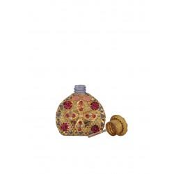 Flakon- sv. fialová, zlatá
