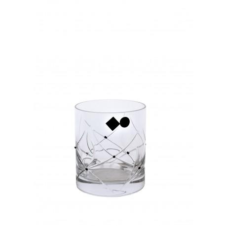 Whisky 2 pcs Garnet