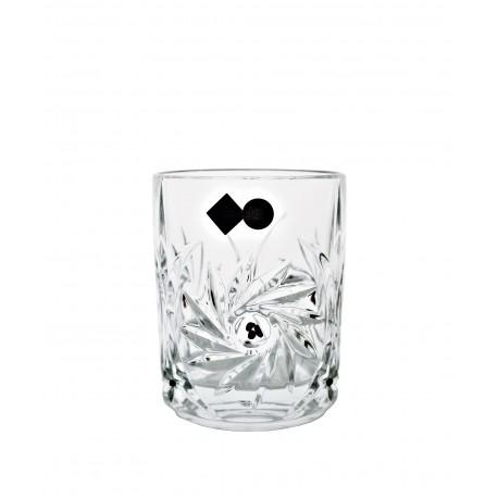 Skleničky 2 ks whisky s granáty-větrník