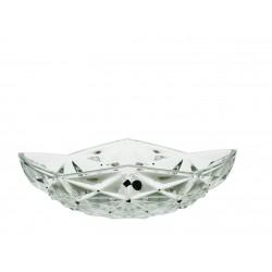 Bowl oval 35 cm Garnet