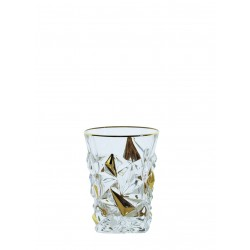 Tumbler glasses Glacier- golden