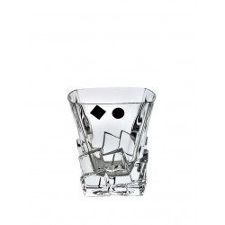 Whisky glasses Crack 6 pcs