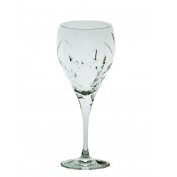 Goblet glasses Fiona for red wine leafs 6 pcs