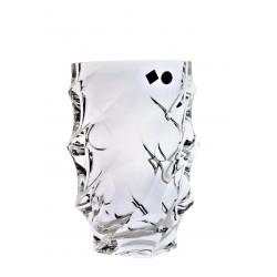 Glass vase Calypso