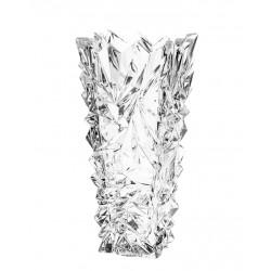 Skleněná dekorační váza Glacier