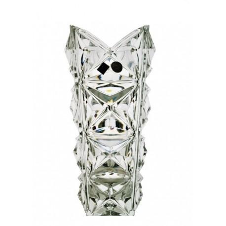 Glass vase Pyramid