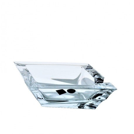 Crystal ashtray Sail