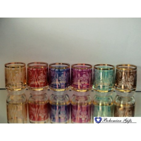 Lustre glasses Irena 6 pcs