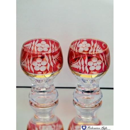 Lustre glasses Gina 2 pcs