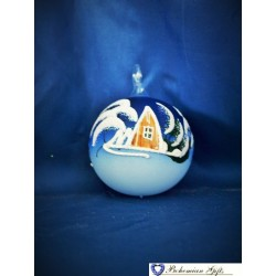 Ball 6 cm- blue