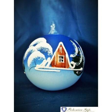 Ball 8 cm- blue