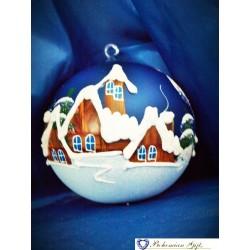 Ball 12 cm- blue