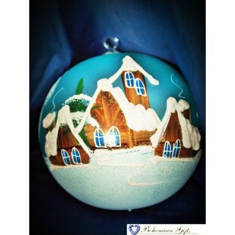Ball 12 cm- light blue